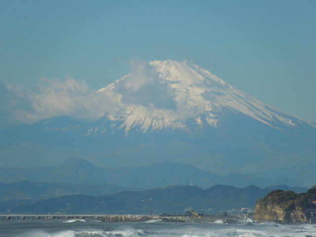 写真 稲村ケ崎からの富士山03.jpg